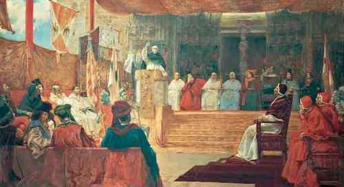 Compromís de Casp. 1891 de Salvador Viniegra