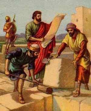 Esdres i Nehemies (Exemples per a la Reconstrucció Nacional) 05
