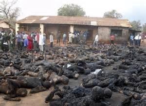 cristians assassinats a Nigèria