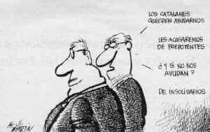 la culpa de los catalanes