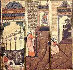 Life of Raymond Lull. 14th century manuscript
