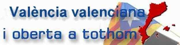 valencia valenciana i oberta a tothom