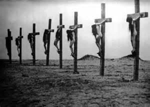 armenis crucifixats pels turcs